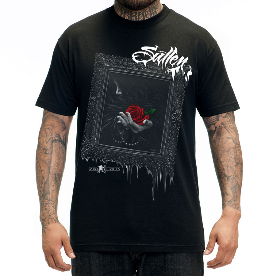Sullen Mens For Love Tattoo Tee