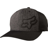 Fox Racing Men's Forty Five 110 Snapback Hat Black on Black