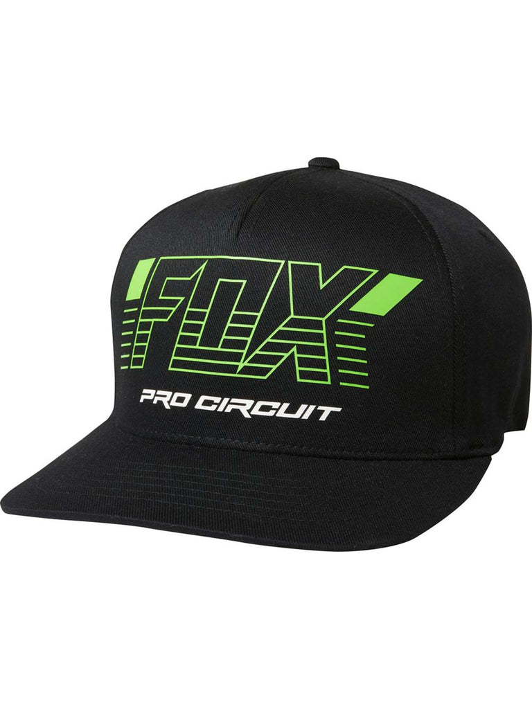 Fox Racing Men's Fox Pro Circuit Flexfit Hat