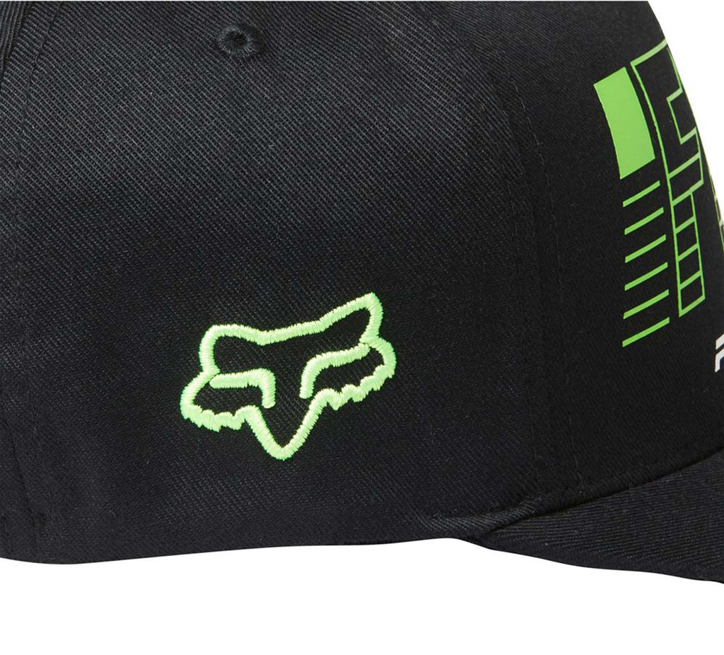 san francisco b85d4 c7dfc ... fox racing mens fox pro circuit flexfit hat