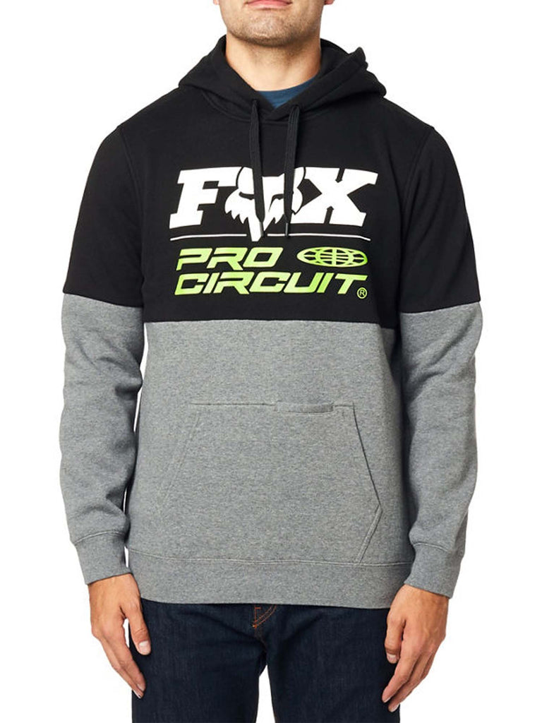 Fox Racing Men's Pro Circuit Pullover Fleece Hoodie