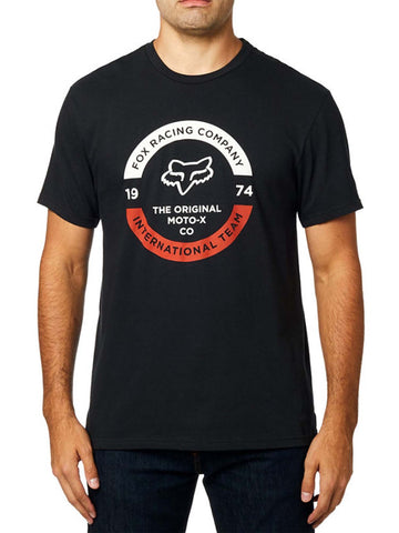 Fox Racing Men's United Short Sleeve Basic T-shirt