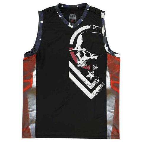 Metal Mulisha Men's Freedom Sleeveless Jersey