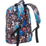 Loungefly Disney Frozen Multi Character All Over Print Backpack Back