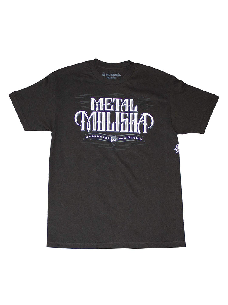 Metal Mulisha Men's Gauntlet Short Sleeve T-shirt