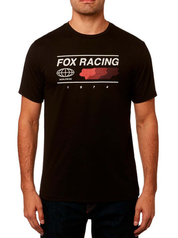 Fox Racing Men's Global Short Sleeve Tech Tee