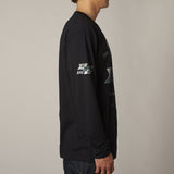 Fox Gorged Long Sleeve Black Right