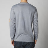 Fox Gorged Long Sleeve Graphite Back