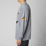Fox Gorged Long Sleeve Graphite Left