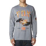 Fox Gorged Long Sleeve Graphite