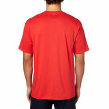 Fox Racing Men's Gravity Kill Short Sleeve Tee Red Back