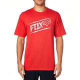 Fox Racing Men's Gravity Kill Short Sleeve Tee Red
