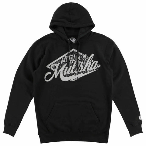 Metal Mulisha Men's Grease Pullover Hoodie