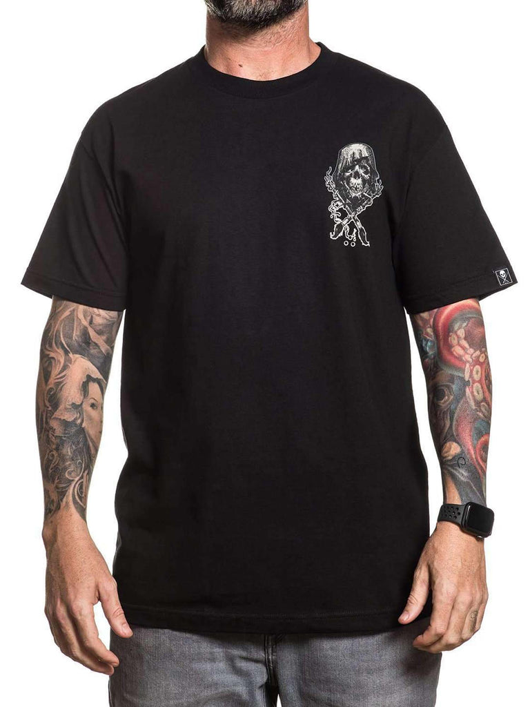 Sullen Men's Grind Badge Short Sleeve Tee