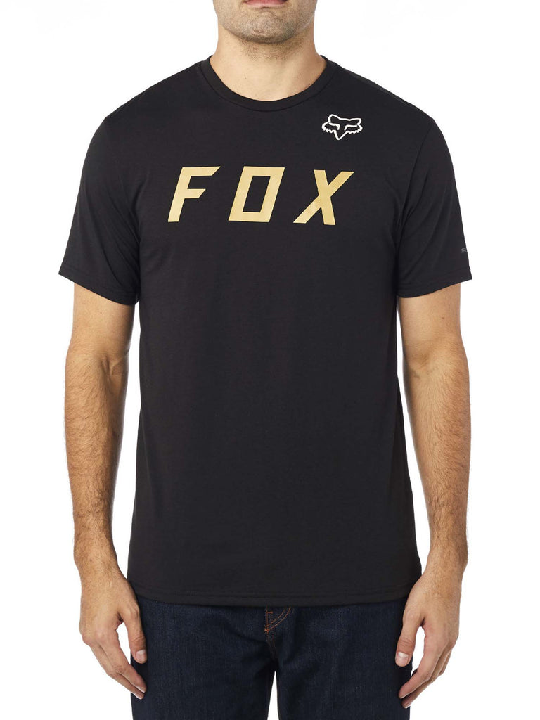 Fox Racing Men's Grizzled Short Sleeve Tech Tee