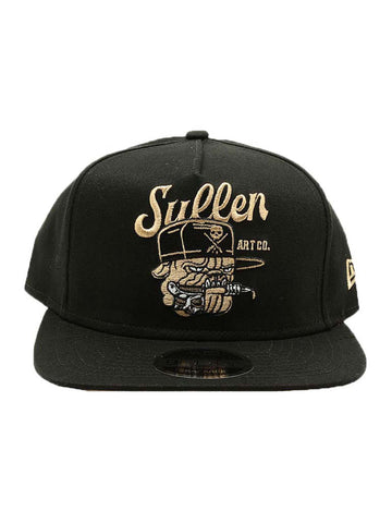 Sullen Men's Hammer Hound New Era Snapback Hat