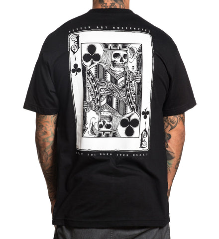 Sullen Men's Hand Your Dealt Short Sleeve Tee