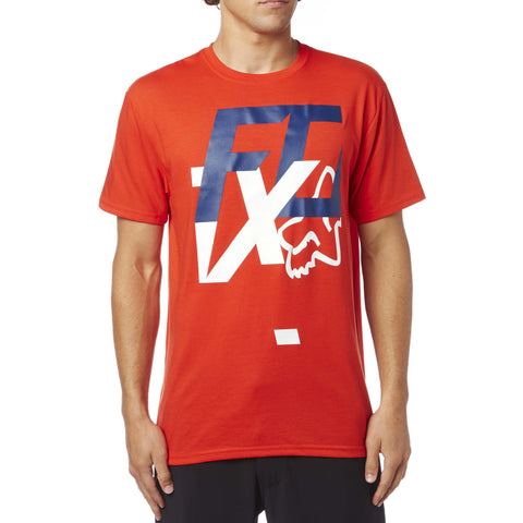 Fox Racing Men's Head Over Heels Tech Tee