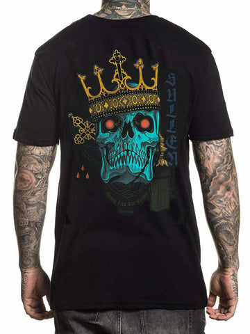 Sullen Men's Heavy Short Sleeve Premium T-shirt