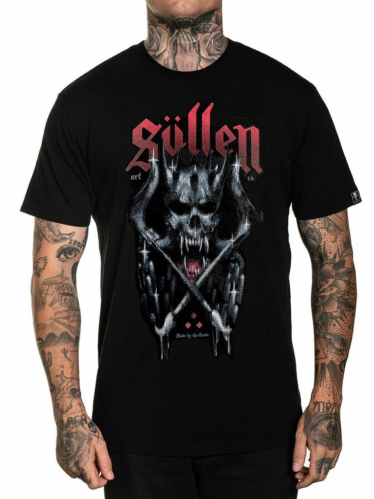Sullen Men's Hellraiser Short Sleeve T-shirt