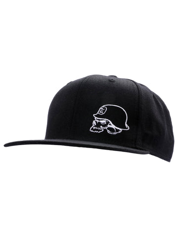 Metal Mulisha Men's Helmet Snapback Hat