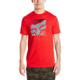 Fox Racing Men's Home Bound Tee Red