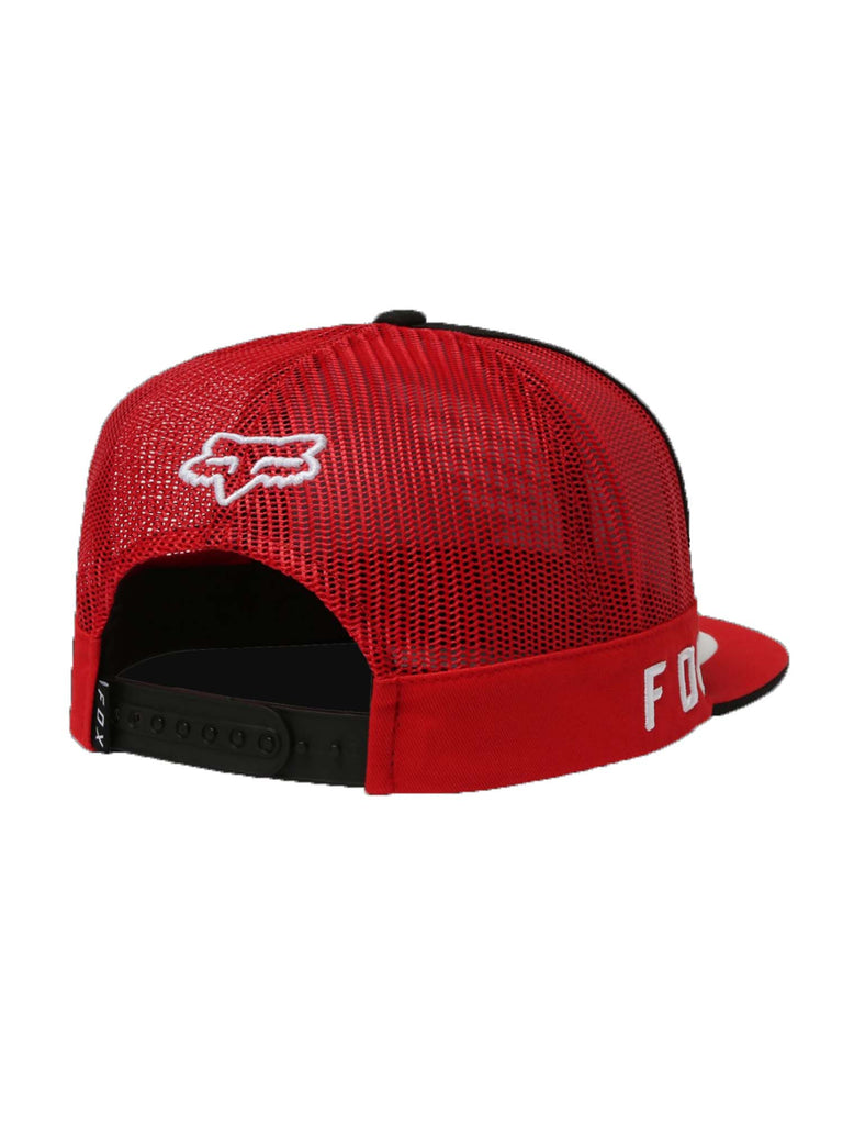 new styles 6f269 1e892 ... switzerland fox racing mens honda snapback hat 071af e10ed
