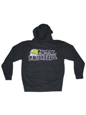 Metal Mulisha Men's Ikon Zip Up Hoodie