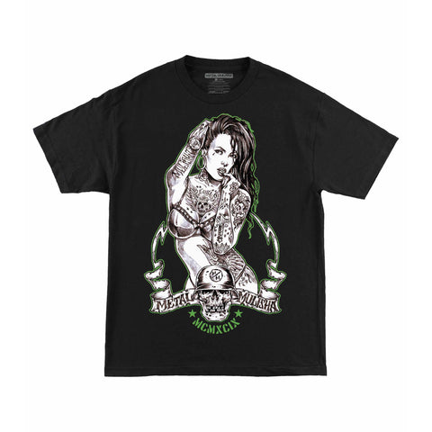 Metal Mulisha Men's Indeed Tee