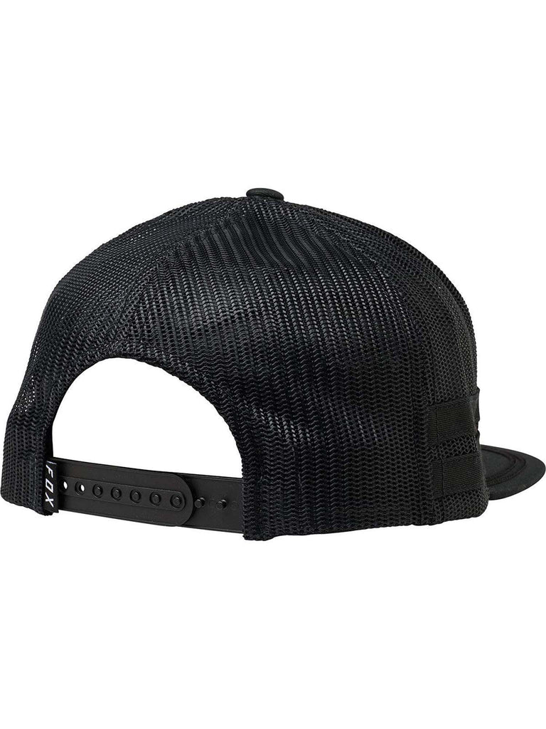 purchase cheap 2ae2e 833f2 ... authentic fox racing mens intercept snapback hat b6787 223f9
