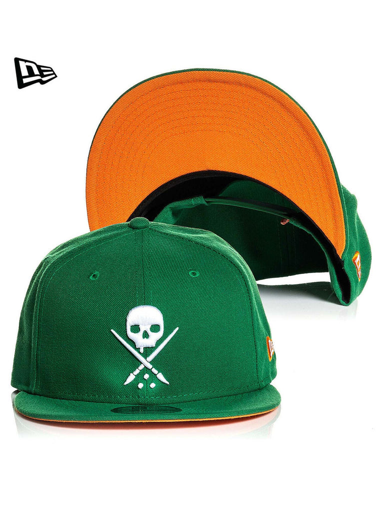 Sullen Men's Ireland Eternal Green St Patricks Day Snapback Hat