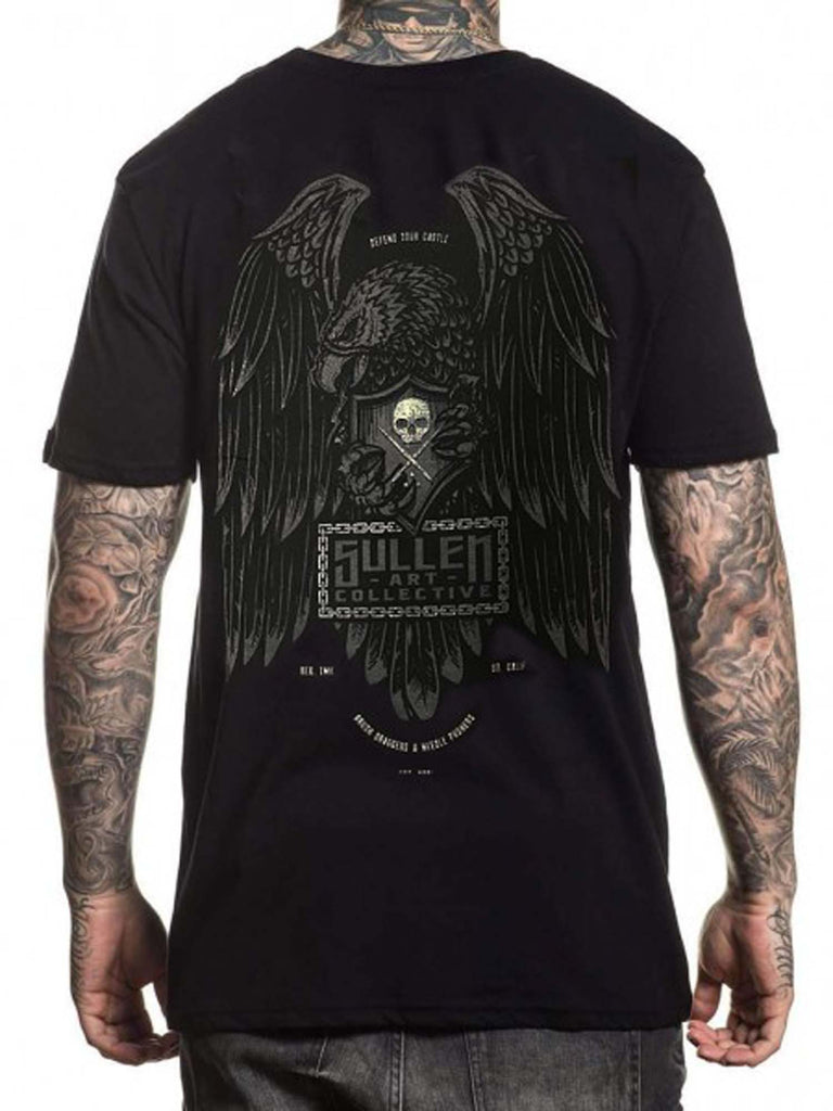 Sullen Men's Iron Eagle Short Sleeve T-shirt