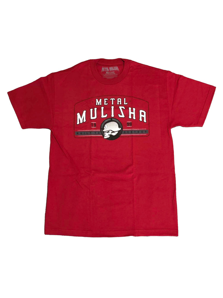 Metal Mulisha Men's Junkyard Short Sleeve Tee