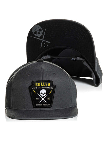 Sullen Men's Keystone Needle Pushers Snapback Hat