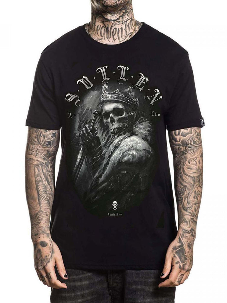 Sullen Men's Kingdom Short Sleeve T-shirt