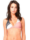 Fox Racing Women's Kingsport Fixed Halter Bikini Top