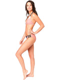 Fox Racing Women's Kingsport Lace Up Bikini Bottom