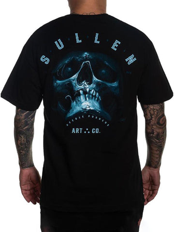 Sullen Men's Kobasic Skull Short Sleeve T-shirt