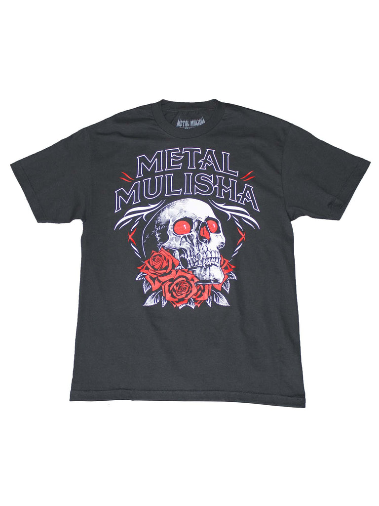 Metal Mulisha Men's Last Rites Short Sleeve T-shirt