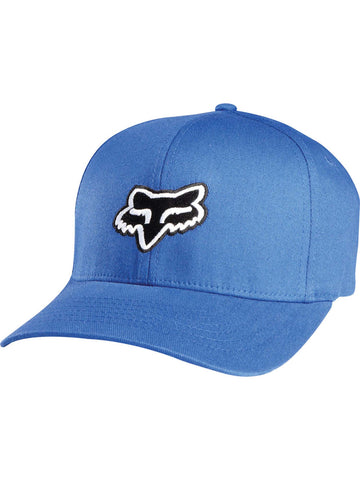 Fox Racing Men's Legacy Dusty Blue Flexfit Hat