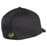 Fox Racing Legacy Hat Green on Black Back