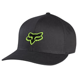 Fox Racing Legacy Hat Green on Black Front