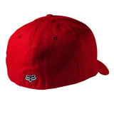Fox Racing Legacy Hat Red Back