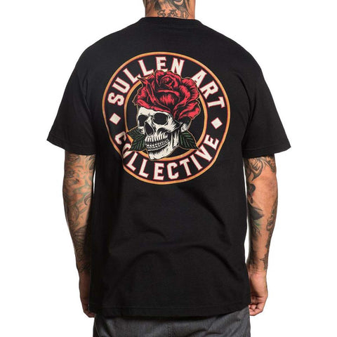 Sullen Men's Liane Badge Short Sleeve Tee