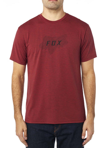 Fox Racing Men's Linear Head Short Sleeve Tech Tee