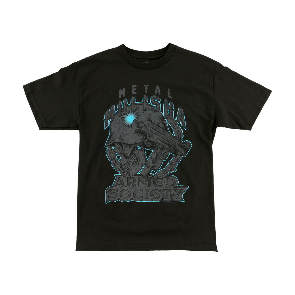 Metal Mulisha Men's Link Tee Black