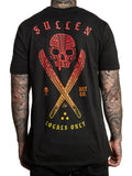 Sullen Men's Lio Badge Short Sleeve Premium T-shirt