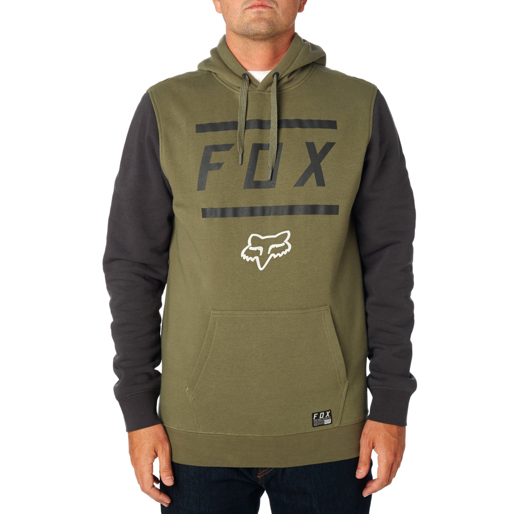 Fox Racing Men's Listless Pullover Fleece Hoodie