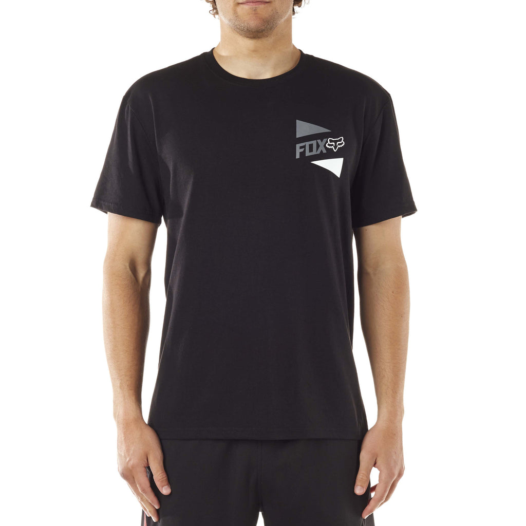 Fox Racing Men's Lit Up Short Sleeve Tech Tee