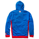 Fox Racing Marvel Captain America Men's Zip Up Hoodie Back